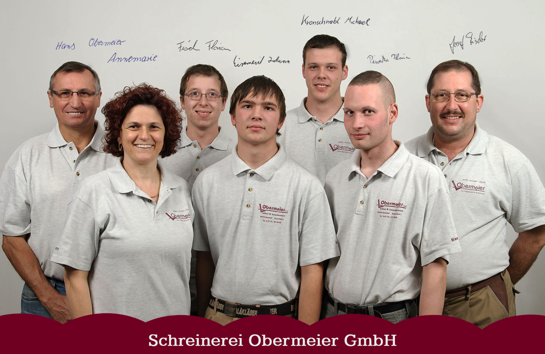 Team Schreinerei Obermeier